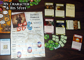 Review of Arkham Horror 2nd edition - RPGnet RPG Game