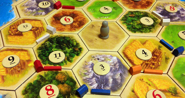 graphic regarding Settlers of Catan Printable identified as RPGnet: Assessment of Catan (The Settlers of Catan) (Printable