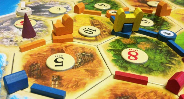 graphic relating to Settlers of Catan Printable identified as RPGnet: Research of Catan: Metropolitan areas Knights (Printable Variation)
