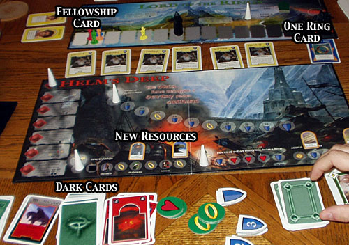 Knizia Lord Of The Rings Review