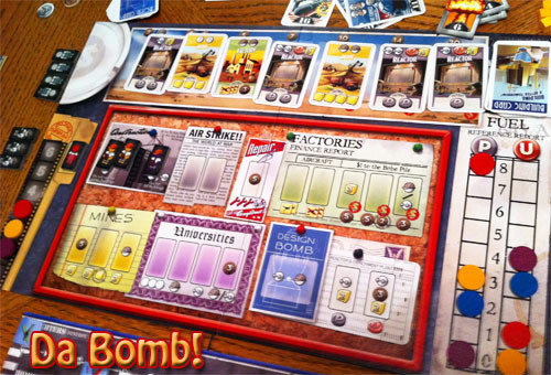 manhattan project board game review
