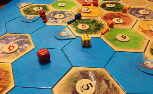 Review Of Catan Seafarers Rpgnet Rpg Game Index
