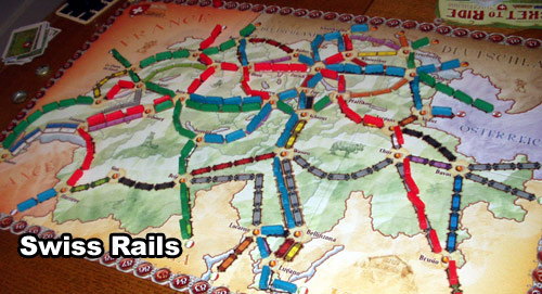 Ticket To Ride India Map.Review Of Ticket To Ride Map Collection 2 India Switzerland