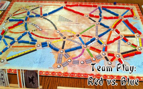 Map Of Asia Review Game.Review Of Ticket To Ride Map Collection 1 Asia Rpgnet Rpg Game